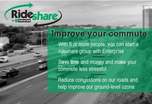 RideShare Graphic