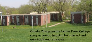 Omaha Village (caption)